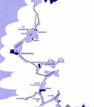 Havel Fürstenberg - Neustrelitz (35 km)